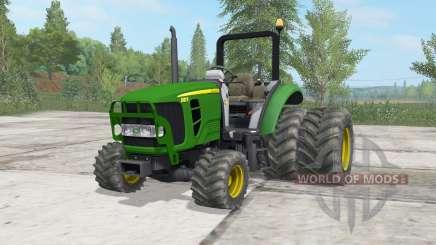 John Deere 2032R mower für Farming Simulator 2017