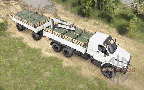 Oural Prochaine (4320-6952-72Е5) pour Spintires MudRunner