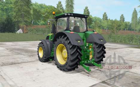 John Deere 7230R-7310R pour Farming Simulator 2017