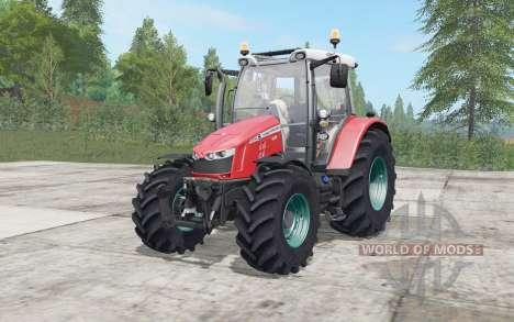 Massey Ferguson 5710-5713 S pour Farming Simulator 2017