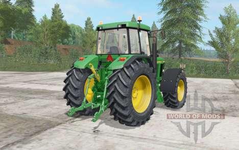 John Deere 7610-7810 pour Farming Simulator 2017