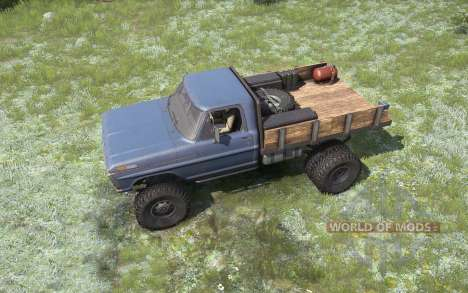 Ford F-350 Dually pour Spintires MudRunner