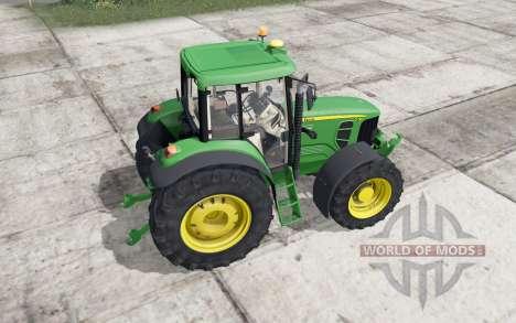 John Deere 6030&7030-series pour Farming Simulator 2017