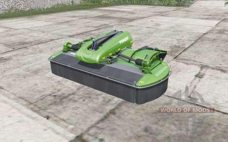 Fendt Slicer 3060 FP pour Farming Simulator 2017