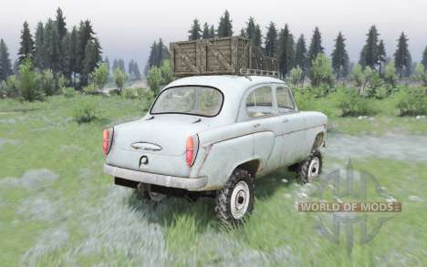 Moskvich-410Н pour Spin Tires