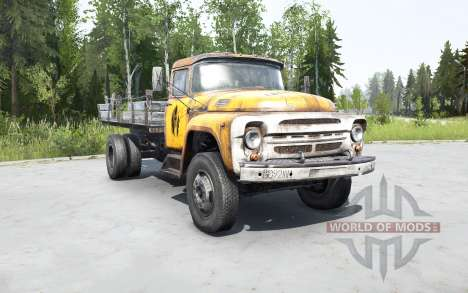 Zil-130 pour Spintires MudRunner