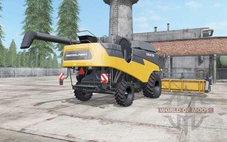 Torum 760 couleur jaune pour Farming Simulator 2017