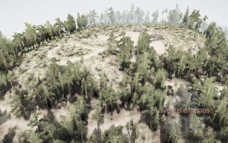 The Hills pour Spintires MudRunner