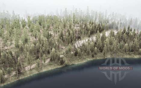 Shalloway pour Spintires MudRunner