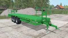 Laumetris PTL-20R north texas green für Farming Simulator 2017