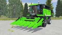 Deutz-Fahr 6095 HTS gᶉeen pour Farming Simulator 2015