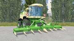 Krone BiG X 580 liᶆe green für Farming Simulator 2015