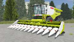 Claas Lexion 780 rio grande pour Farming Simulator 2015