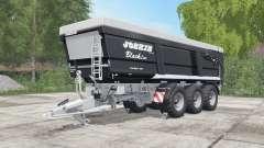 Joskin Trans-Space 7000-23BC150 high capacity pour Farming Simulator 2017