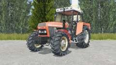 Zetor 12145 forest hit pink pour Farming Simulator 2015