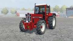 International 1255 XL spartan crimson für Farming Simulator 2013