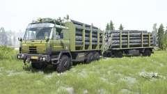 Tatra T815 VVN 20.235 6x6 moss green für MudRunner