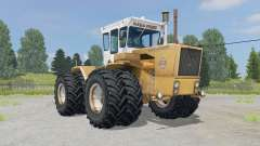 Raba-Steiger 250 ƫwin Räder für Farming Simulator 2015