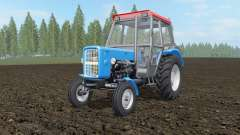 Ursus C-360 rich electric blue pour Farming Simulator 2017