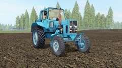 MTZ-Biélorussie 80.1 chargeur frontal pour Farming Simulator 2017