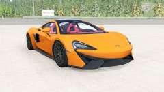 McLaren 570GT 2017 mikado yellow für BeamNG Drive