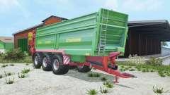 Strautmann PS 3401 fertilizer spreaders für Farming Simulator 2015