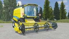New Holland TC4.90 pantone yellow pour Farming Simulator 2015