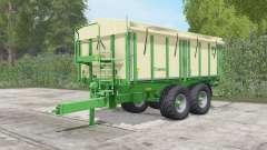Krone TKD 240 high capacity pour Farming Simulator 2017
