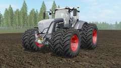 Fendt 930-939 Vario Blᶏck Schönheit für Farming Simulator 2017