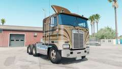 Kenworth K100E pale taupe pour American Truck Simulator