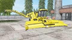 Ropa Maus 5 titanium yellow für Farming Simulator 2017