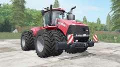 Case IH Steiger 370-620 sizzling red pour Farming Simulator 2017