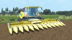 New Holland CR10.90 mulifruit für Farming Simulator 2015