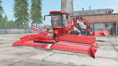 Holmer Terra Felis 2 red orange für Farming Simulator 2017