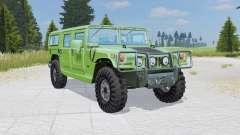 Hummer H1 Alpha Wagon 2006 für Farming Simulator 2015
