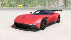 Aston Martin Vulcan 2015 für BeamNG Drive