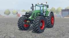 Fendt 936 Vario crayola green für Farming Simulator 2013