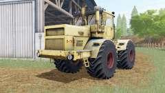 Kirovets K-701 soft gelb Okas für Farming Simulator 2017