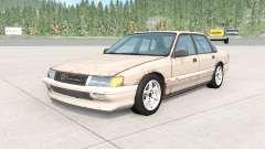 Ibishu Pessima 1988 rusty skin v0.2 für BeamNG Drive