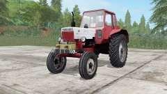 MTZ-80, Bélarus souple rouge Okas pour Farming Simulator 2017