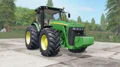 John Deeᶉe 8245R-8345R für Farming Simulator 2017