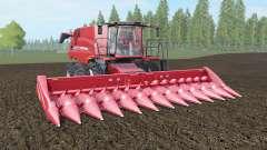 Case IH Axial-Flow 9240 red salsa für Farming Simulator 2017