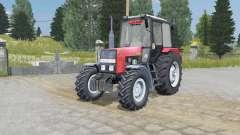 MTZ-Belarus 892.2-Licht rote Farbe für Farming Simulator 2015