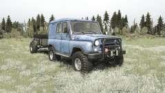 L'UAZ-3151 pour MudRunner