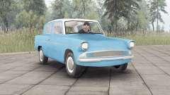Ford Anglia (105E) 1959 pour Spin Tires