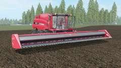 Case IH Axial-Flow 7130 red salsa pour Farming Simulator 2017
