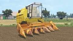 Bizon Gigant Z083 sandstorm pour Farming Simulator 2015