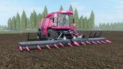 Krone BiG X 1100 Pink Edition pour Farming Simulator 2017