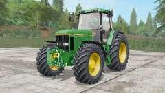 John Deere 7610-7810 für Farming Simulator 2017