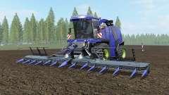 Krone BiG X 1100 governor bay pour Farming Simulator 2017